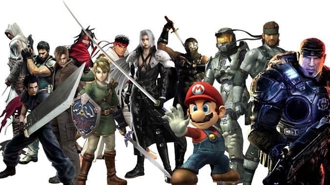 Les consoles de jeux sont de sortie ! |